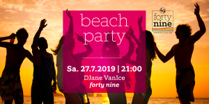 beach party @ Queer Bar forty nine