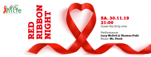 Red Ribbon Night @ Queerbar forty nine