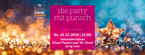 Die Party mit Punsch @ Queer Bar forty nine