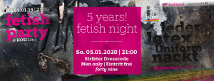 5 Years Fetish Night @ Queer Bar forty nine | Linz | Oberösterreich | Österreich
