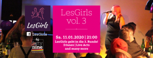 LesGirls - Vol. 03 @ Queer Bar forty nine