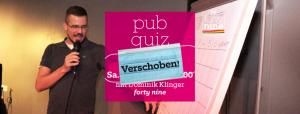 Verschoben: pub quiz - März 2020 @ Queer Bar forty nine