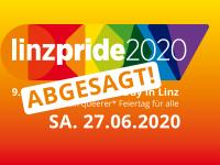 Absage linzpride2020!