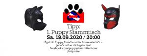 Tipp: 1. Puppy Stammtisch @ Queer Bar forty nine
