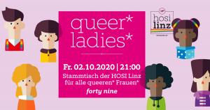 Queer* Ladies* @ Queer Bar forty nine