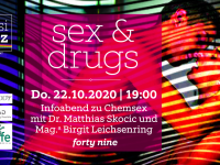 "Live Stream ""Sex & Drugs"""
