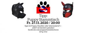Tipp: Puppy Stammtisch @ Queer Bar forty nine